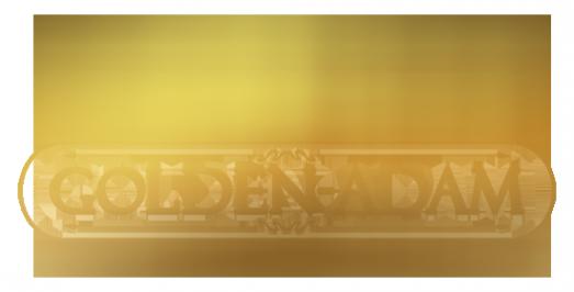 Логотип компании Golden-adam